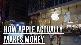Gambar cover How Apple Makes Money: iPhones and Services