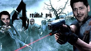 Zwischen Zombie-Eingeweiden & Fangeschenken | Resident Evil 4 mit Simon, Gregor  Fabian #01