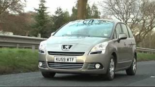 2010 Peugeot 5008 Videos