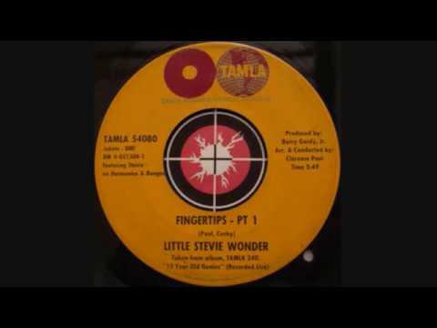 Fingertips (Parts I & II) - Stevie Wonder (1963)