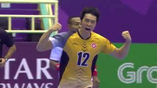 Gambar cover Full HD Match Bola Tangan Hong Kong Vs Indonesia 40- 17 : ASIAN GAMES 2018