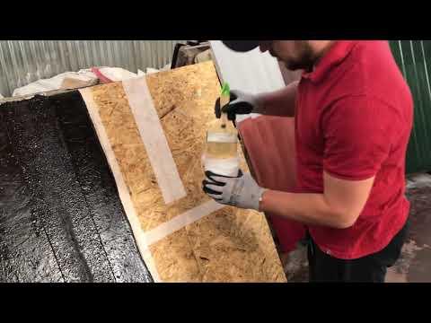 Гидроизоляция ОСП | Гидроизоляция кровли | Течёт крыша | Ремонт крыши своими руками