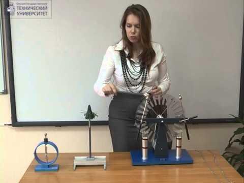 Как создать электрическое поле
