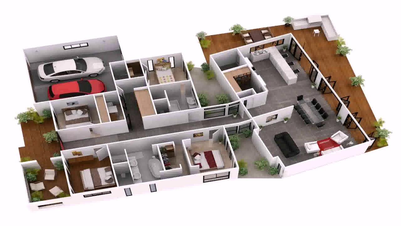 Sample architectural structure plumbing and electrical drawings.