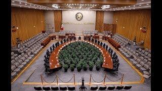 Sesión Extraordinaria del Consejo General
