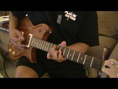 Muddy Waters-Got My Mojo Working - Guitar Play along