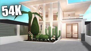 Bloxburg| Small Modern Family House | House Build