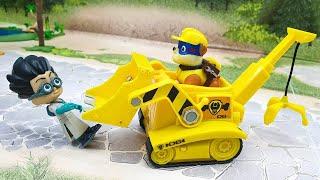 Мультики для детей с игрушками Щенячий Патруль Герои в масках! Самые новые мультфильмы про машинки.