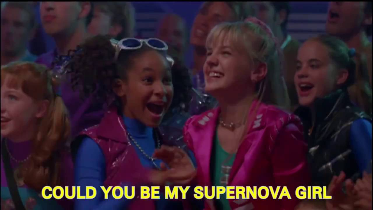 Zenon Girl Of The 21st Century Supernova Girl Zoom Zoom Zoom