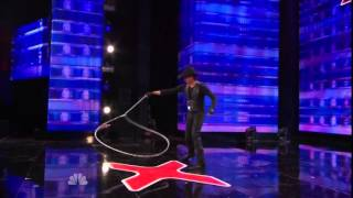 America's Got Talent 2014 - Auditions - Loop Rawlins
