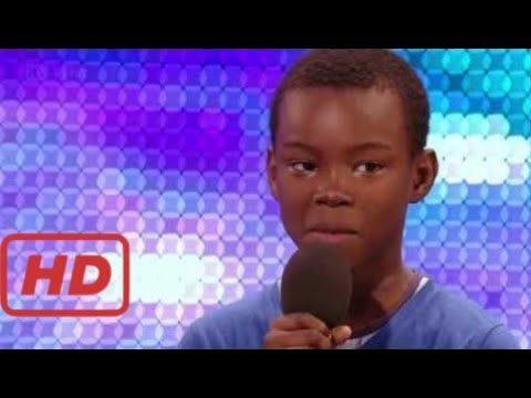 America's Got Talent Auditions Malaki Paul Uncut [HD] - Britains got talent 2012 (auditions)