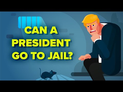 Can The President of the United States Go To Jail?