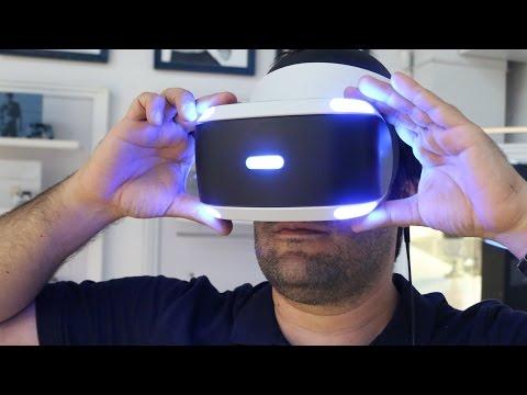 PLAYSTATION VR analisi tecnica e pareri