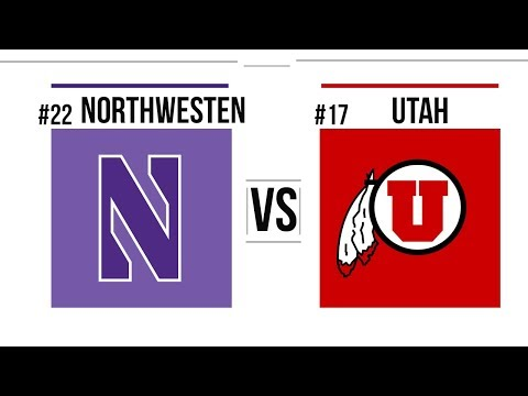 2018 Holiday Bowl #22 Northwestern vs Utah Full Game Highlights
