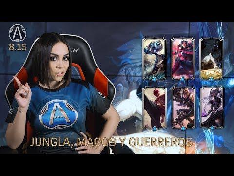 [ Actualizando… ] 8.15 - Junglas, Magos y Guerreros | Jugabilidad - League of Legends thumbnail