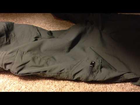 Columbia Silver Ridge Cargo Pants Review
