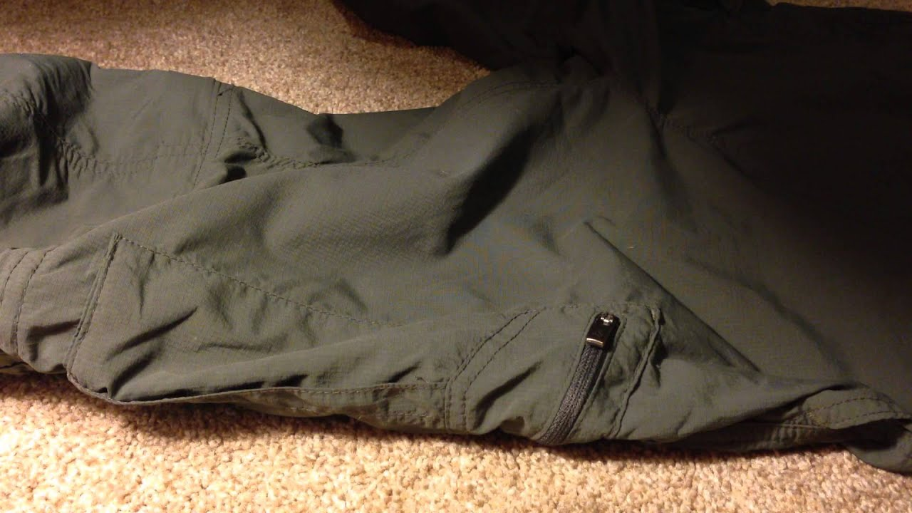 bc3b6f5a7 Columbia Silver Ridge Cargo Pants Review - YouTube