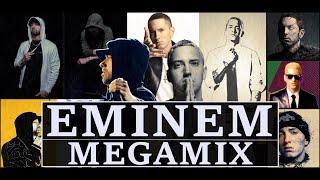EMINEM MEGAMIX 2020 - THE BEST EMINEM SONGS (PART 1)