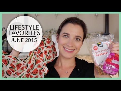 Lifestyle Favorites | June 2015