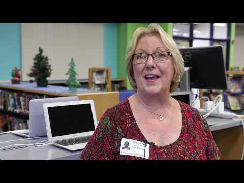 Judy Besnard- Senior Outstanding School Volunteer of the Year
