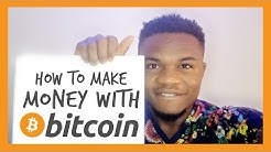 HOW TO MAKE MONEY WITH BITCOIN | CRYPTOCURRENCY FOR BEGINNERS