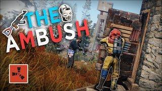 The REVENGE AMBUSH that MADE ME RICH! - Rust Solo Survival #4