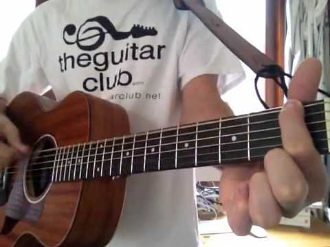 Guitar For Beginners My First Songs For Kids Youtube