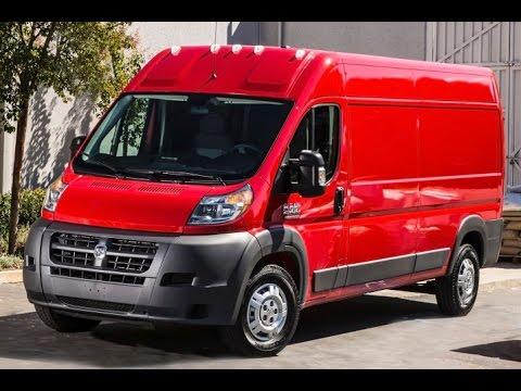 Ram Promaster Cargo 2015 Car Review