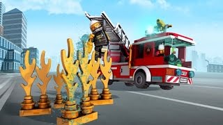 LEGO CITY: MY CITY 2 | FIRE ATV | KIDS GAMES | WALKTHROUGH