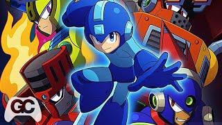 Fuse Man Mega Man 11 Apoplexia Drum Bass Remix