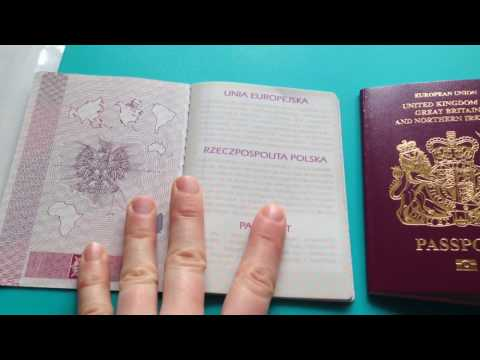 Dual citizenship, polish and british passport