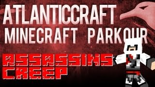 vuclip Assassins Creep #5: Minecraft Hardcore Parkour: Birthday Special!