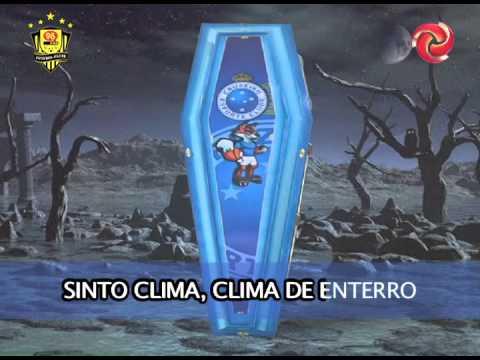 "98 Futebol Clube - PARÓDIA ""CLIMA DE ENTERRO"""