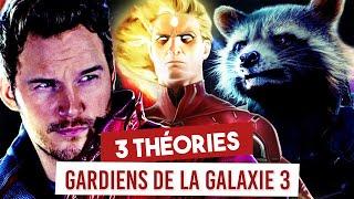 3 THÉORIES sur LES GARDIENS DE LA GALAXIE 3 (ft. @Iro Sef)