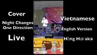COVER Night Changes By One direction in Vietnamese English