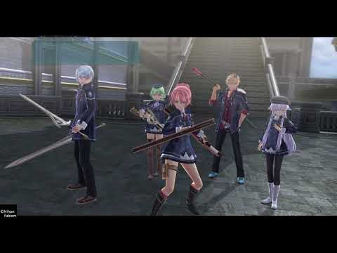 The Legend of Heroes - Trails of Cold Steel III - ( Gameplay ) |