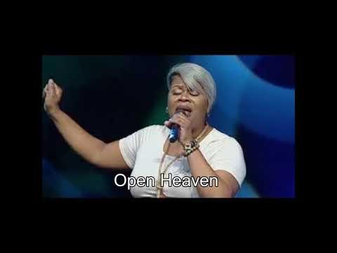 Open Heaven by Maranda Curtis with Lyrics