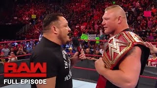 WWE RAW Full Episode - 10 July 2017