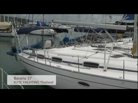 "Bavaria 37 Video - Phuket Yacht Charter - Bareboat ""Lolita"" by Elite Yachting"