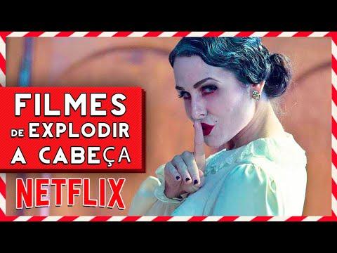 Filmes Plot Twist disponíveis na Netflix