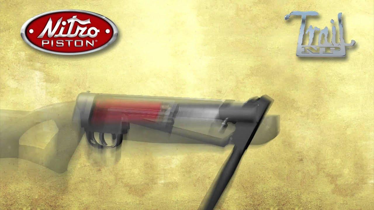 Benjamin Nitro Piston Trail Airguns Featuring Jim Shockey (Short Form)