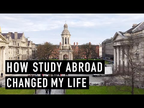 How Studying Abroad In Ireland Changed My Life - Trinity College Dublin - TheTechTwins