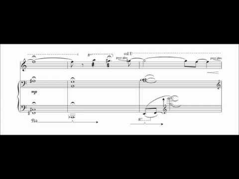 """Hovik Sardaryan """"Aquarelle"""" for violin and piano"""
