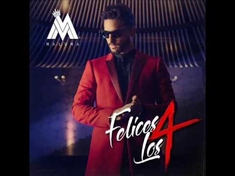 Maluma - Felices 4 (Download Gratis) (Link en la Descripción)