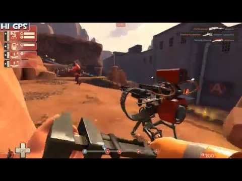 Team Fortress 2 Gameplay:  Engineer