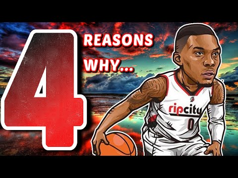 4 Reasons Why Damian Lillard is one of the MOST UNDERRATED players of ALL-TIME