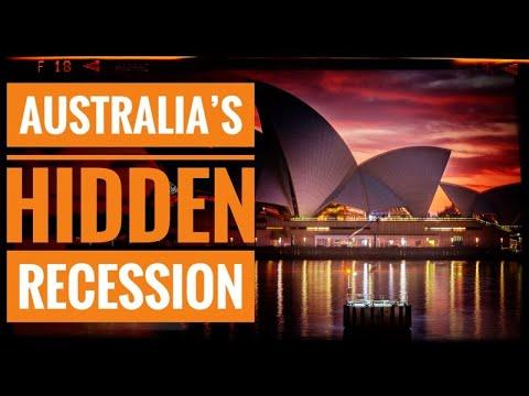 Australia's Hidden Recession