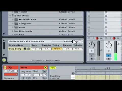 Ableton Live 8 Music Production Software Demo | Full Compass