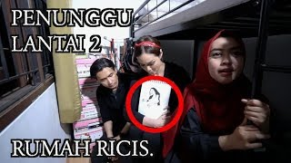 Download Video SOSOK PENUNGGU LANTAI 2 RUMAH RICIS, VALDI KESURUPAN? - PARANORMAL EXPERIENCE MP3 3GP MP4