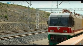 TRT World : New Railroad Connects Ethiopia to Port of Djibouti